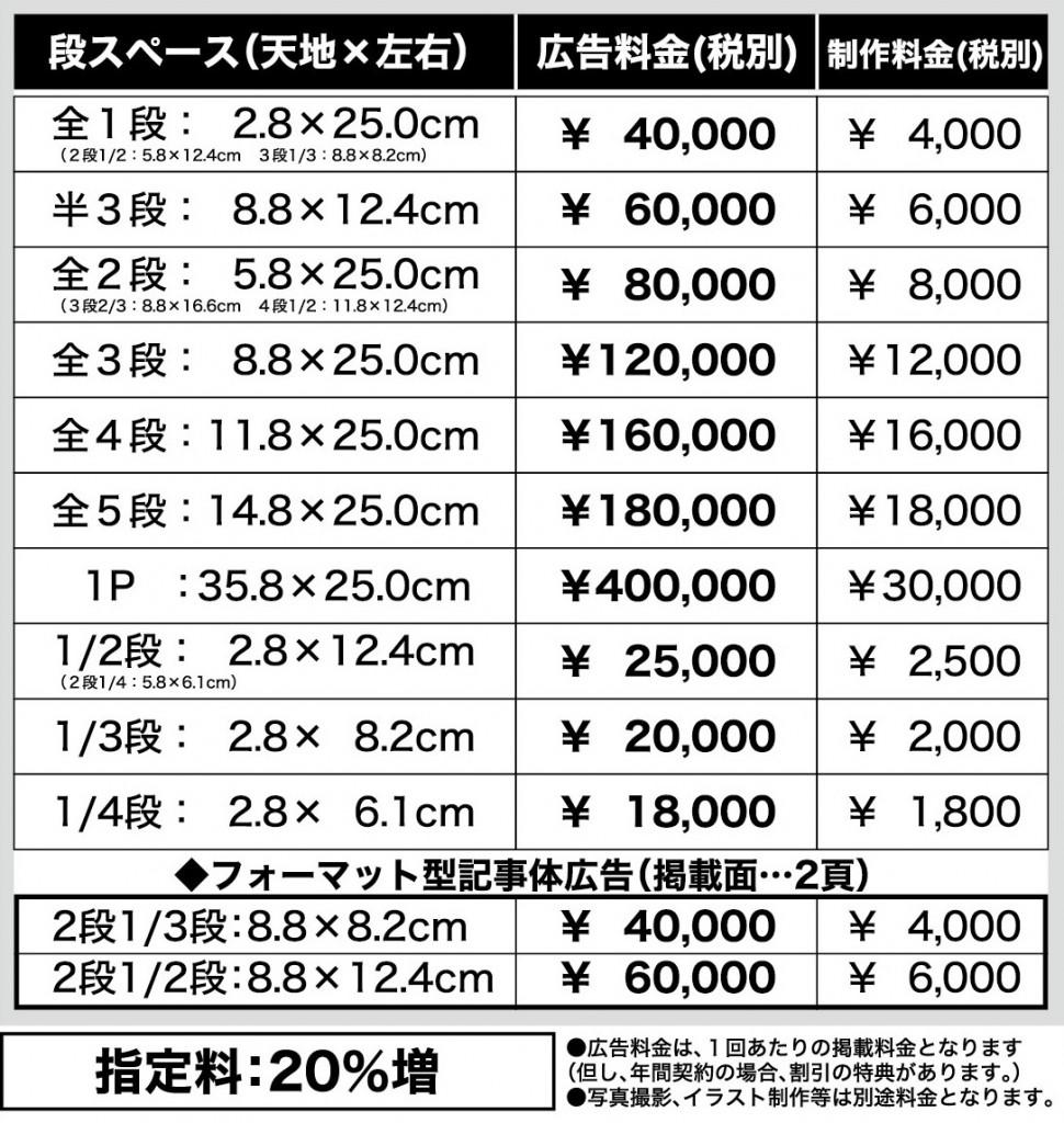 Voice価格表2013_2OL [更新済み]